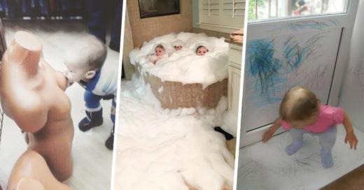 COVER 20 Imágenes que muestran que la vida con hijos JAMÁS será aburrida2