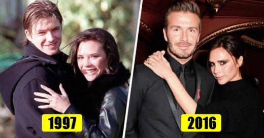 COVER 39 Parejas de celebridades que demuestran que el amor verdadero si existe en la fama