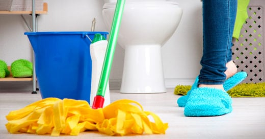COVER 9 Trucos para que tu baño esté rechinando de limpio