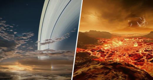 COVER Así es como se ve el sol en los diferentes planetas de nuestro Sistema Solar