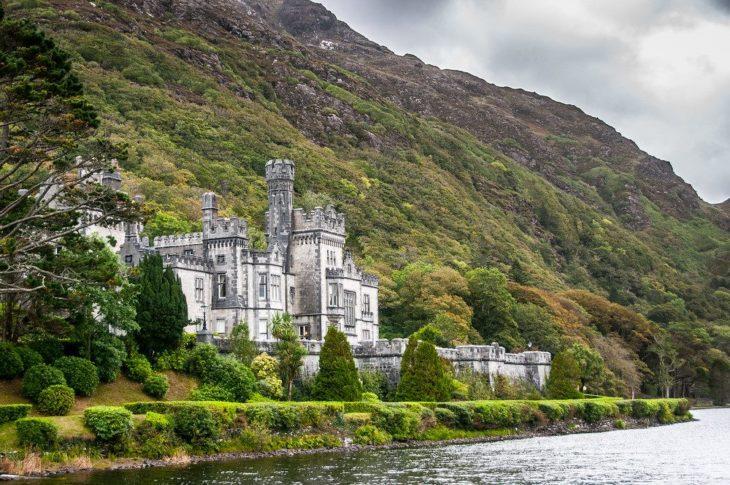 abadía irlandesa