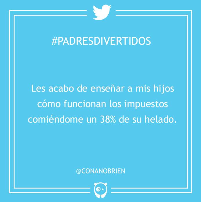 #PadresDivertidos enseñarle a los hijos como funcionan los impuestos