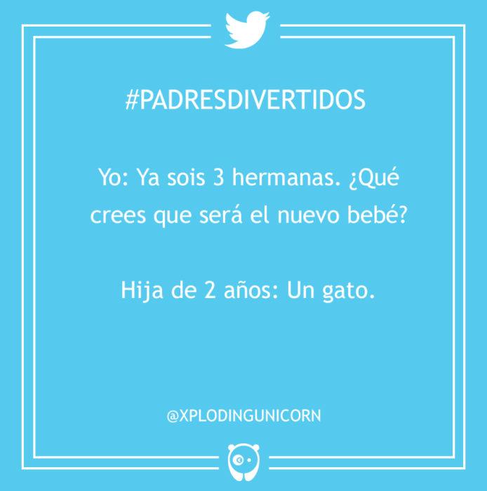 #PadresDivertidos que será el nuevo bebé?