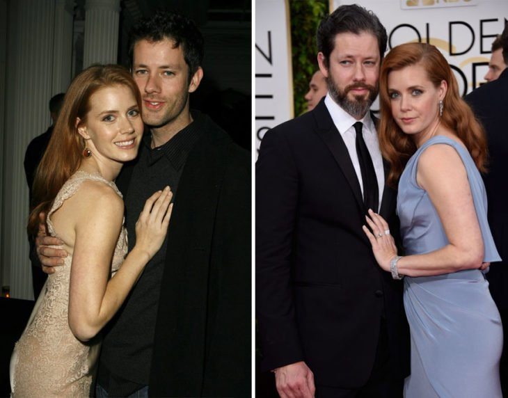 amy adams y su esposo