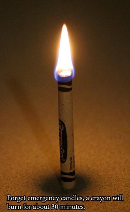 crayon vela