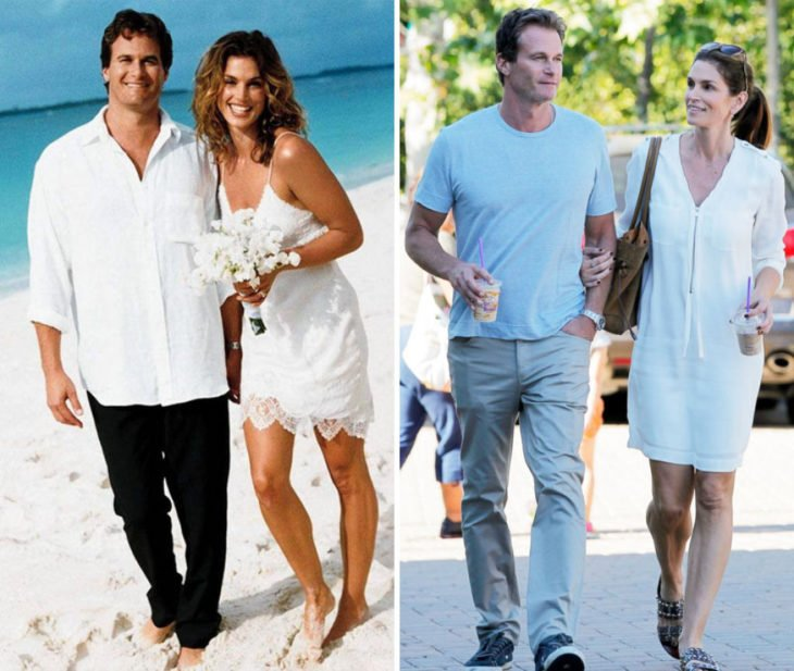cindy crawford y esposo