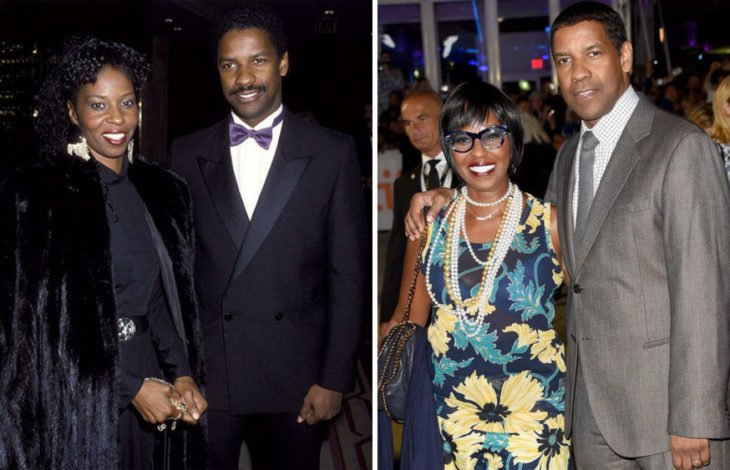 denzel y pauletta washington