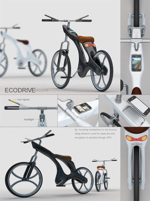 ecodrive bicicleta
