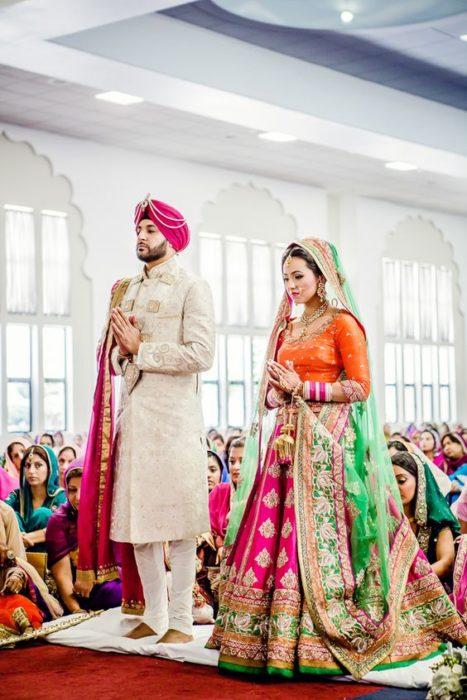boda de la india
