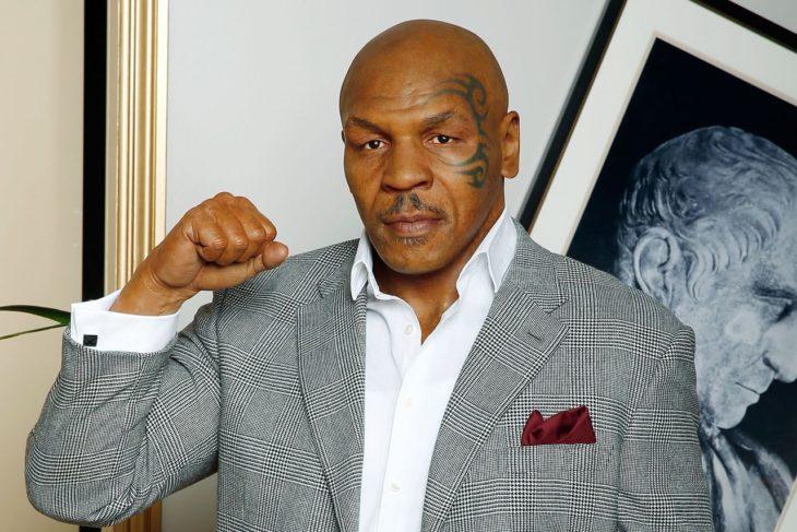 Mike Tyson exboxeador profesional