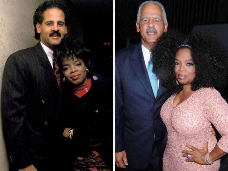 oprah y su novio