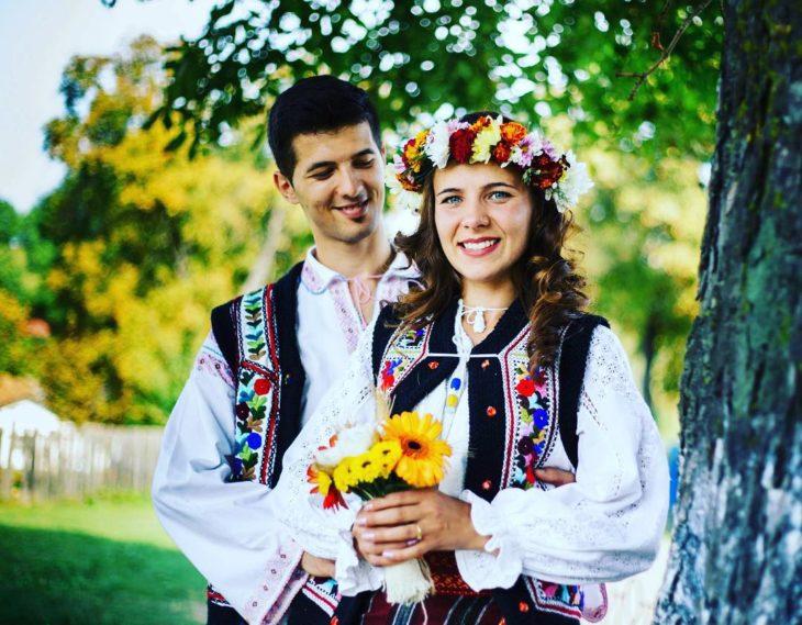 boda de rumania