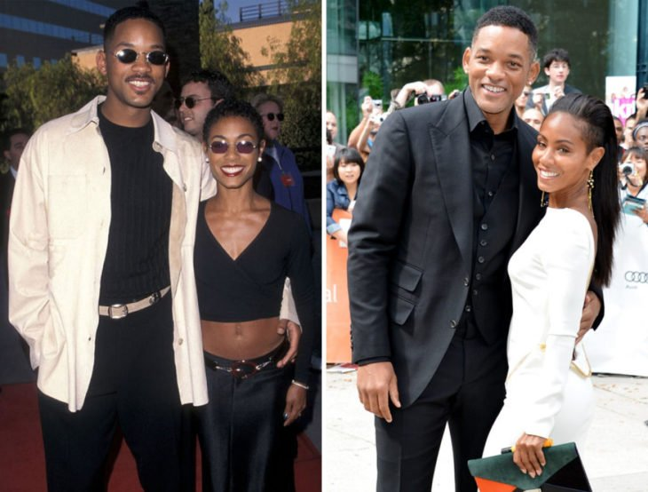 will smith y su esposa