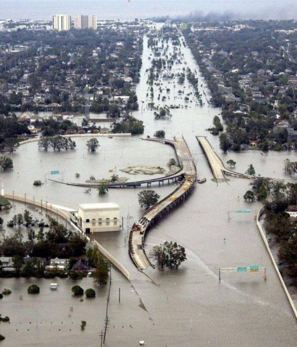 lugar inundado