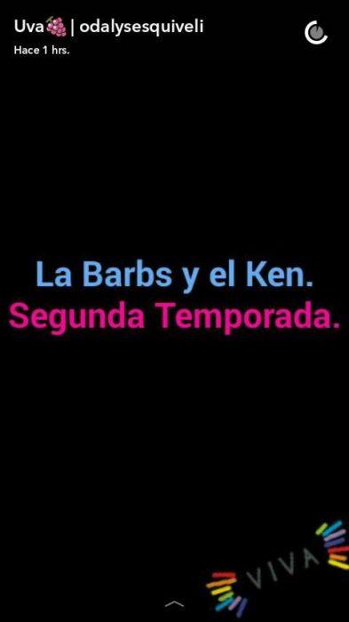 la barbs y el ken segunda temporada