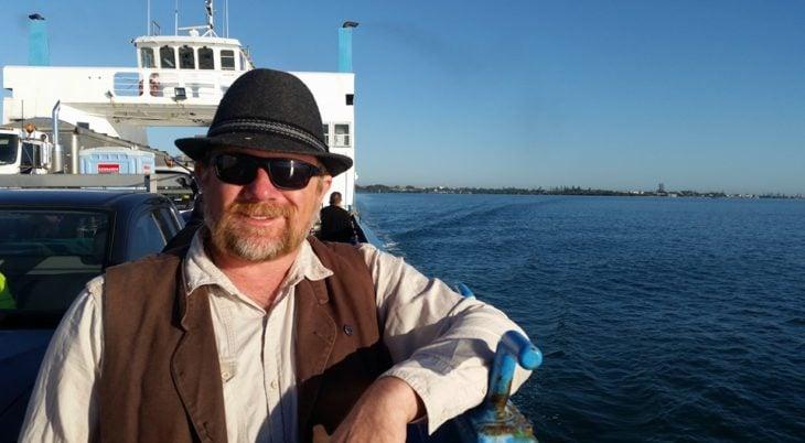 Foto de perfil Martin Studer, cartero australiano