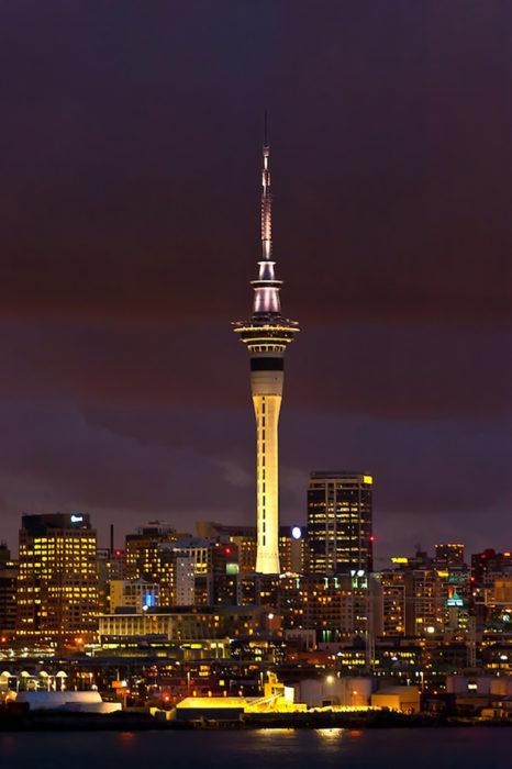 torre nueva zelanda