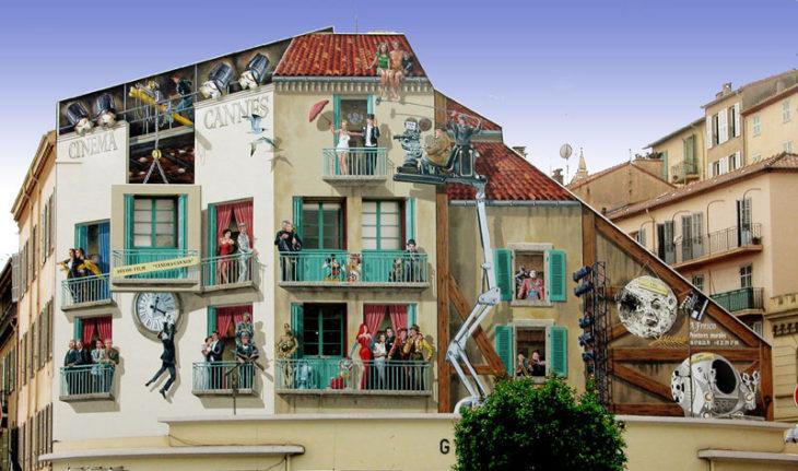mural cinema