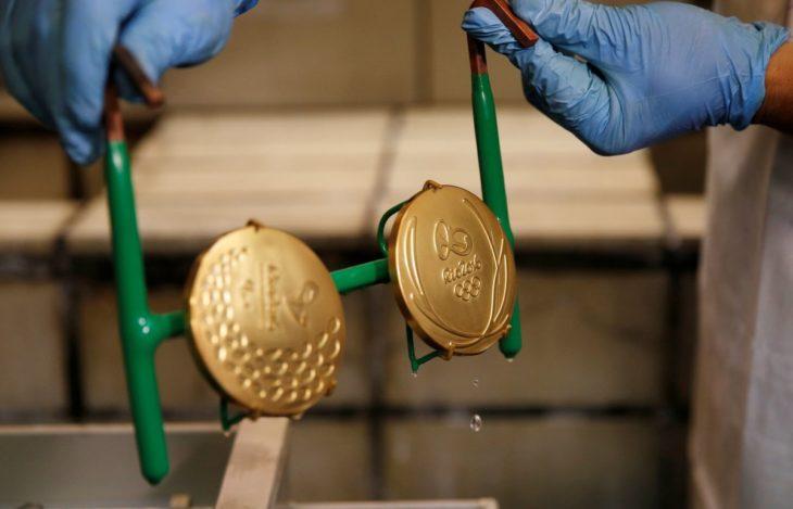medalla río 2016