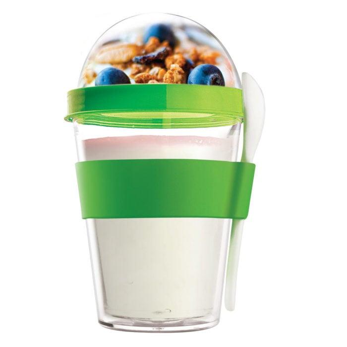 vaso para cereal