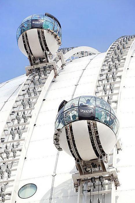 elevador globo