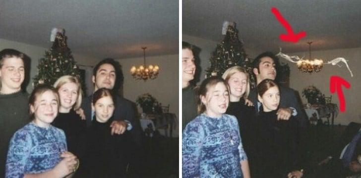 familia en mavidad