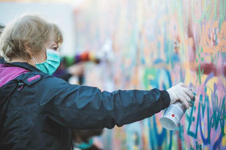 viejitas grafiteras