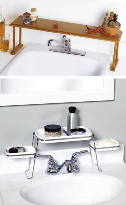 mesas de bañera