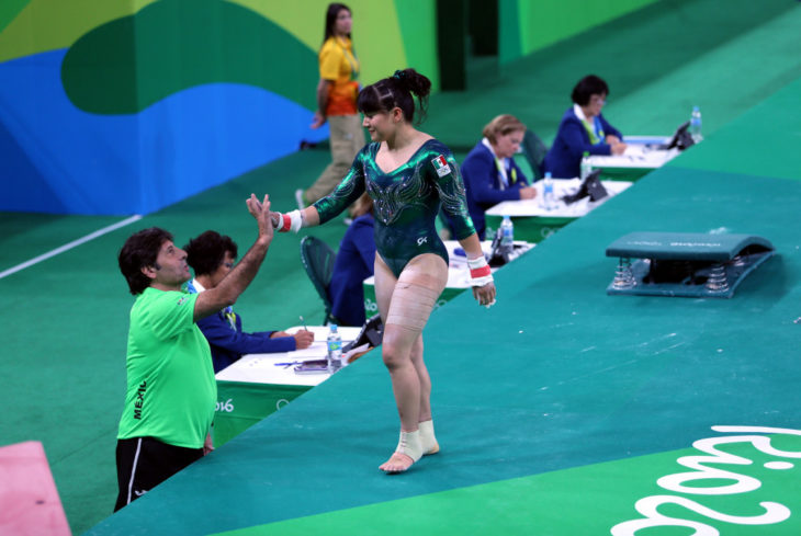 ¡Indignante! Critican a gimnasta mexicana por su complexión