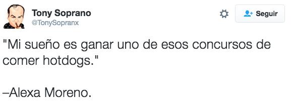 CRITICA DE LOS HOTDOGS