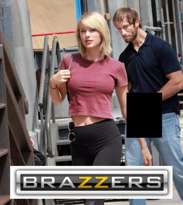 con el logo de brazzers