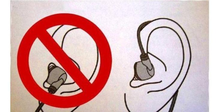 Usar los audífonos de la manera correcta