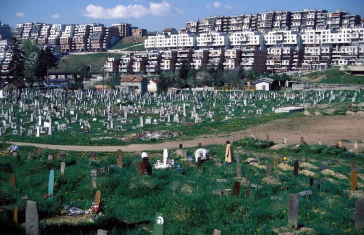 cementerio que due una sede