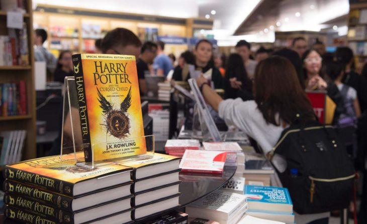Nuevo libro de Harry Potter The Cursed Child