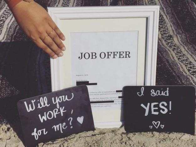 Sesión de fotos.. oferta de empleo, trabajarías para mí? Dije quesí