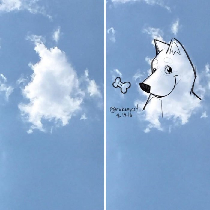 balto en las nubes