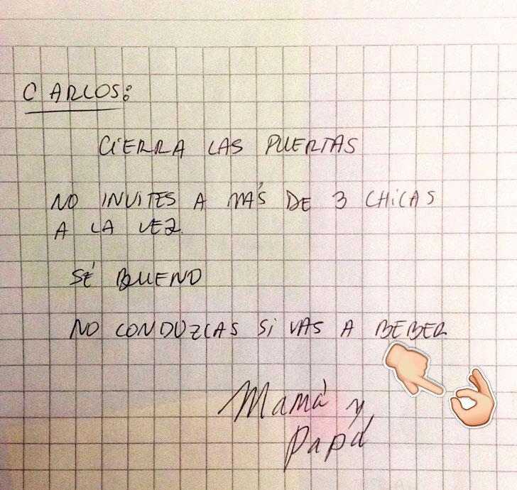 PAPAS TROLLES CON SU TRIO DE HIJOS