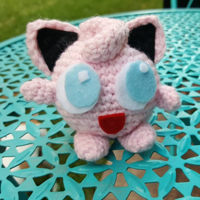 Jigglypuff en crochet