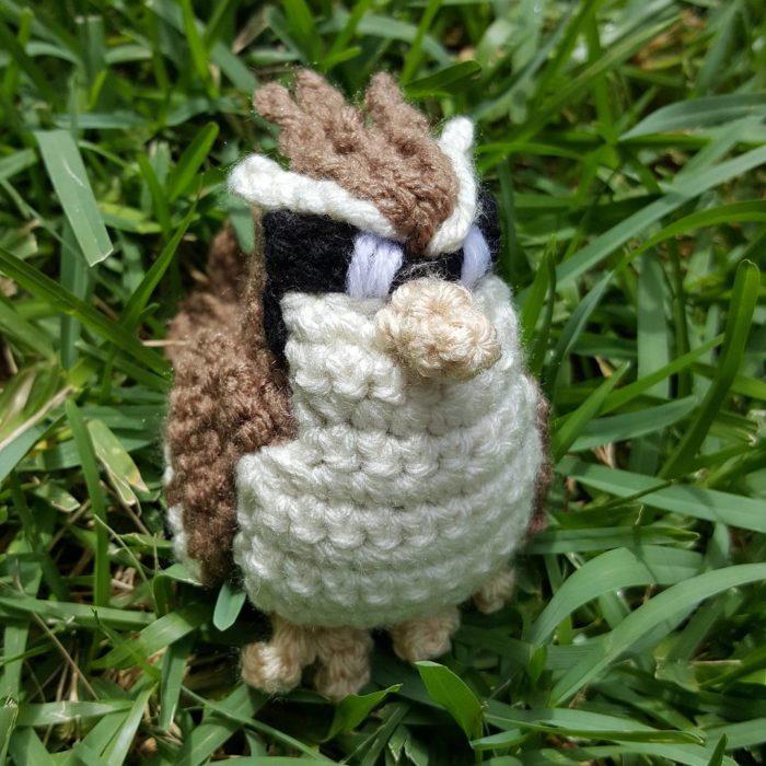 pidgey en crochet