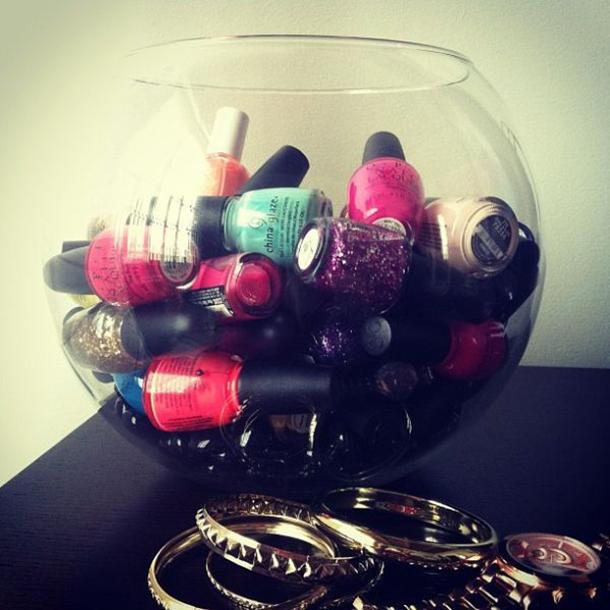 esmaltes para uñas
