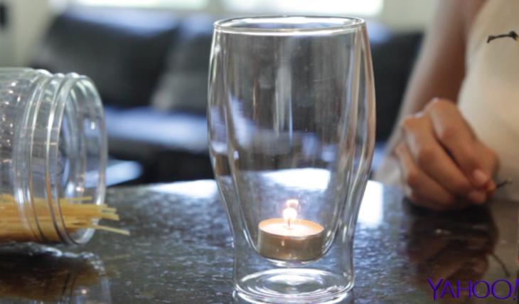cómo encender las velas con videos