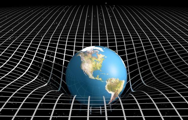 relatividad Tierra