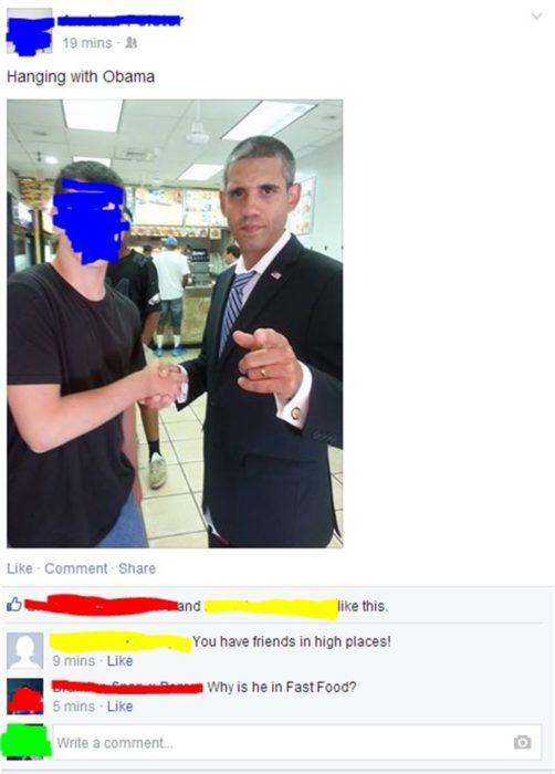 persona parecida a barck obama