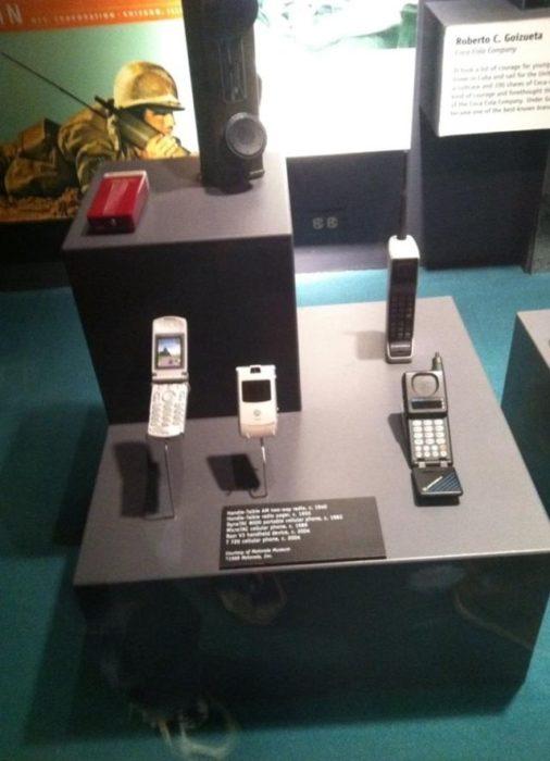celulares antiguos