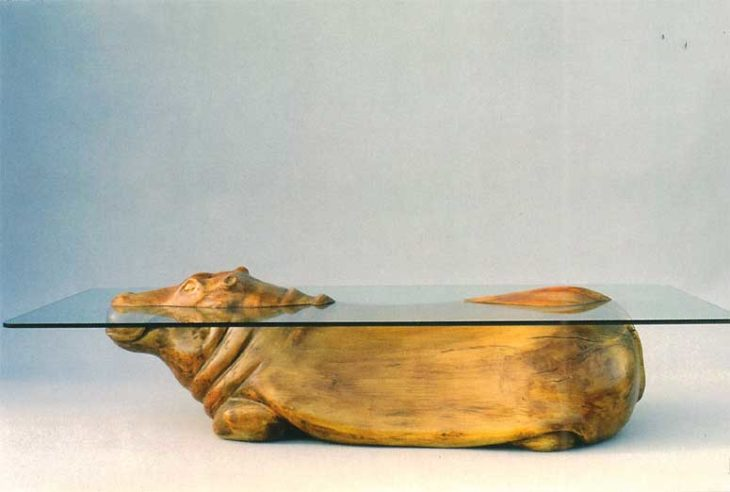 Mesa hipopótamo