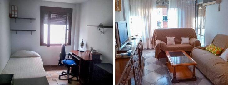 apartamento Espanhol