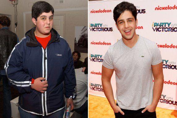 josh peck antes y después