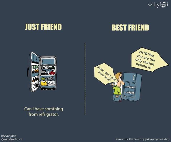 amigos mejores