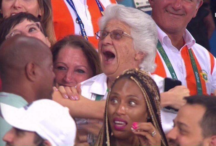 abuelita entrenadora
