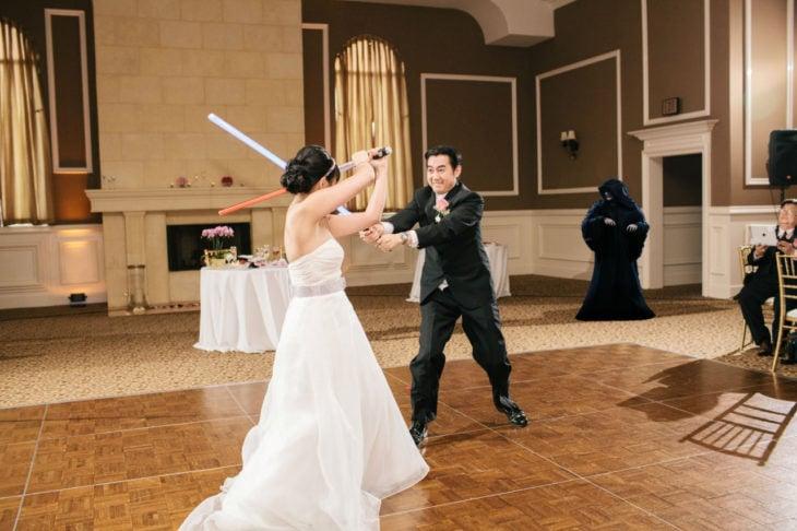 boda de star wars